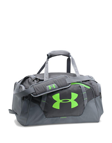 Under Armour Undeniable Colorful Small Duffle Bag-GREY-One Size