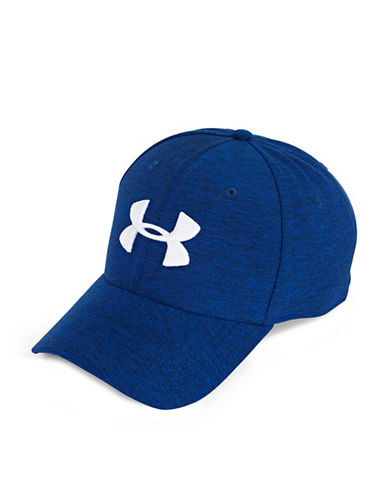 Under Armour Twist Tech Closer Baseball Cap-BLUE-Medium/Large 89433512_BLUE_Medium/Large