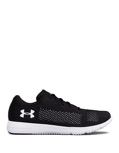Under Armour UA Rapid Sneakers-BLACK-9.5