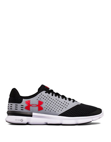 Under Armour Micro G Speed Swift 2 Running Shoes-SILVER-13