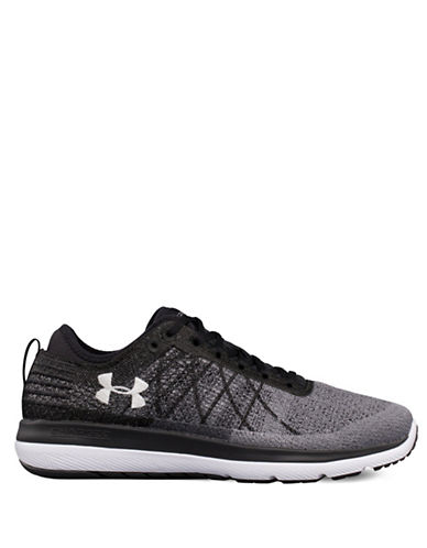 Under Armour Threadborne Fortis Sneakers-BLACK-7