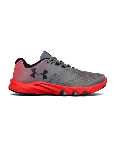 Under Armour UA Primed Sneakers-GRAPHITE-4
