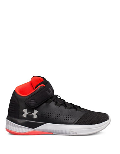 Under Armour UA Get B Zee Sneakers-BLACK-4