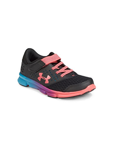 Under Armour Rave Prism Sneakers-BLACK-1