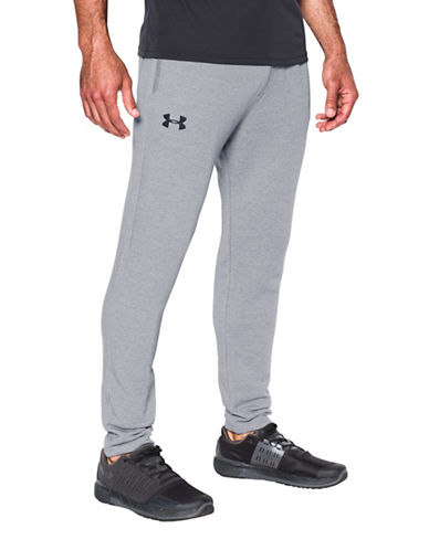 Under Armour Threadborne Fleece Sweatpants-GREY-X-Large 89603422_GREY_X-Large