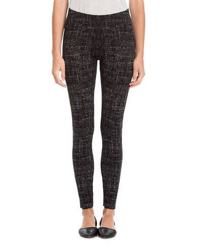 Nic+Zoe Eclipse Printed Leggings-GREY-X-Large 88809103_GREY_X-Large
