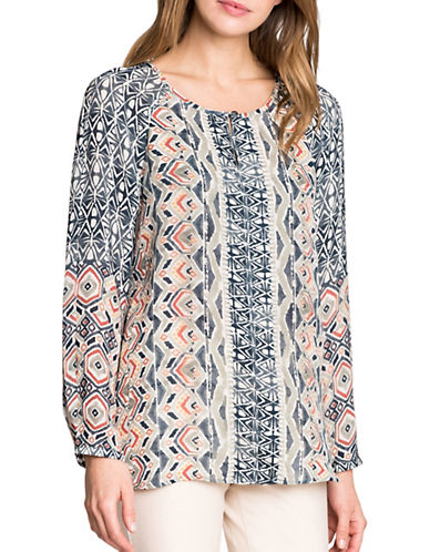 Nic+Zoe Surfside Top-MULTI-Small