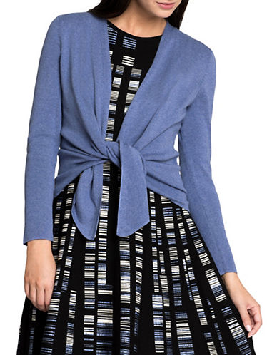 Nic+Zoe Four-Way Cardigan-CORNFLOWER-X-Small