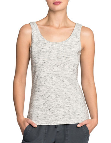 Nic+Zoe Sleeveless Tank Top-GREY-X-Large 89969931_GREY_X-Large