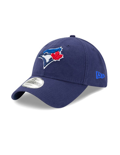 New Era Toronto Blue Jays Core Classic Secondary 9TWENTY Cap-NAVY-One Size