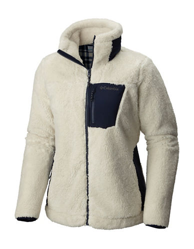 Columbia Panorama Ridge Fleece Jacket-BLUE-Medium
