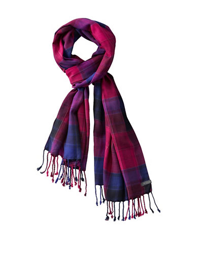 Columbia Wintertide Scarf-RED-One Size