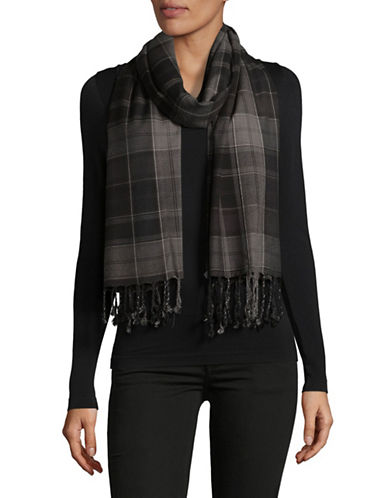 Columbia Wintertide Scarf-BLACK-One Size