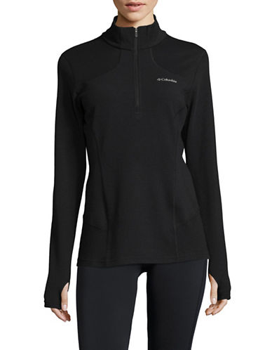 Columbia Dream Ridge Jacket-BLACK-Small