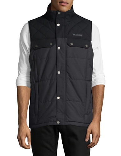 Columbia Ridgestone Vest-BLACK-Large