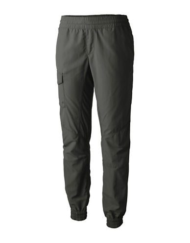 Columbia Silver Ridge Pull-On Pants-GRAVEL-X-Large
