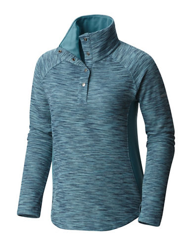 Columbia Optic Got It Pullover-CLOUDBURST-Large