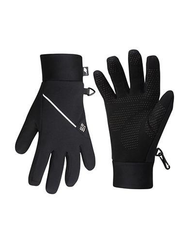 Columbia Trail Summit Gloves-BLACK-Small