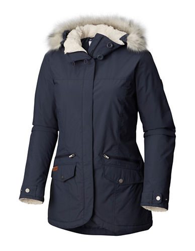 Columbia Grandeur Peak Mid Jacket-BLUE-Medium