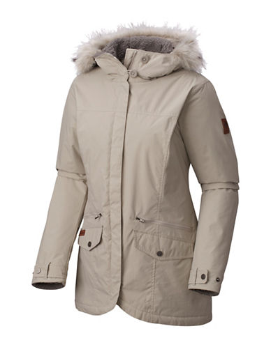 Columbia Grandeur Peak Mid Jacket-CLOUD-Medium