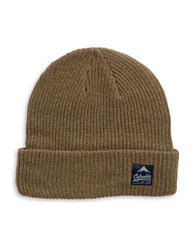 Columbia Lost Lager Beanie-BROWN-One Size