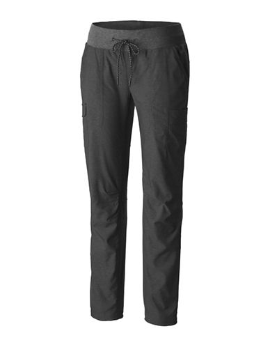 Columbia Pilsner Peak Pull-On Pants-BLACK-X-Large