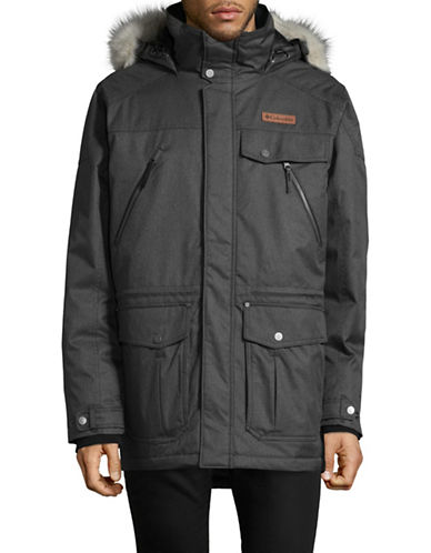 Columbia Barlow Turbo Down Jacket-BLACK-Small