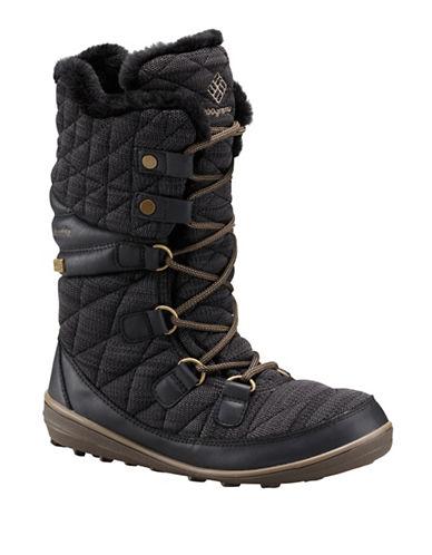 Columbia Heavenly Chimera Omni-Heat Winter Boots-BLACK-9 89575792_BLACK_9