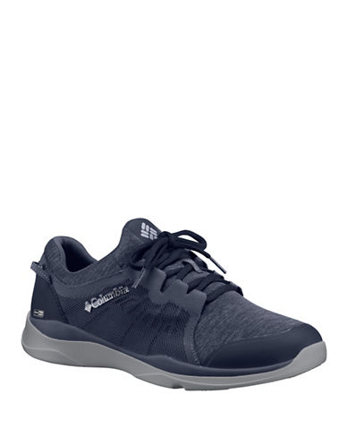 Columbia ATS Trail OutDRY Sneakers-BLUE-12