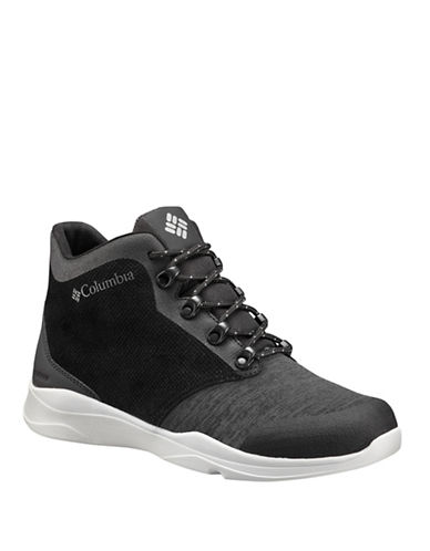 Columbia ATS Trail Sneakers-BLACK-10.5