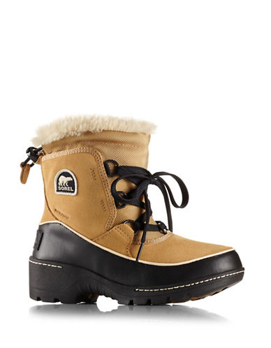 Sorel Tivoli III Winter Boots-BROWN-4