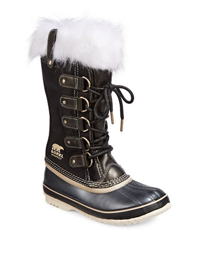 Sorel Joan of Arctic X Celebration Boots-BLACK-6