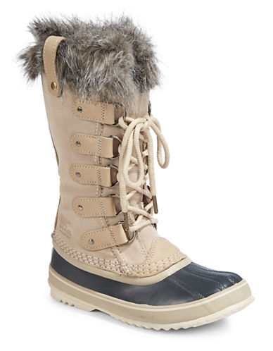 Sorel Joan of Arctic Boots-BROWN-6.5