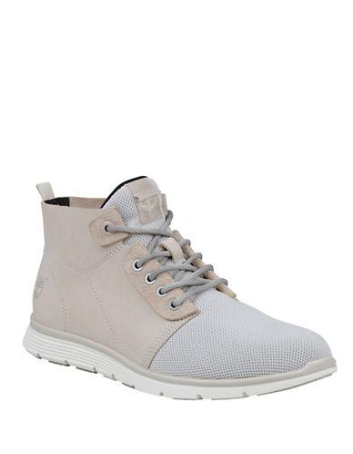 Timberland Killington Chukka Boots-WHITE-6.5