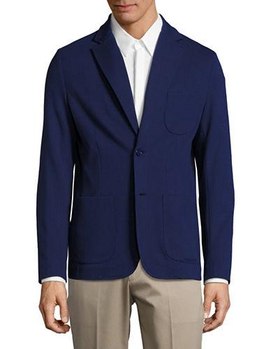 Z Zegna Jersey Sports Jacket-NAVY-54