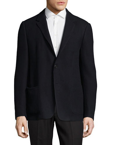 Z Zegna Deconstructed Sport Jacket-BLUE-EU 52/US 42