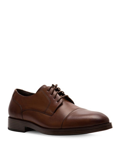 Cole Haan Henry Grand Cap Toe Leather Oxfords-BRITISH TAN-8