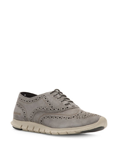 Cole Haan Zerogrand Wingtip Oxfords-GREY-9.5