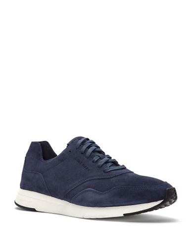 Cole Haan Deconstructed Runner Sneakers-NAVY-9