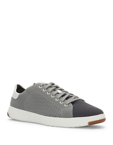 Cole Haan GrandPro Tennis Stitchlite Sneakers-GREY-8