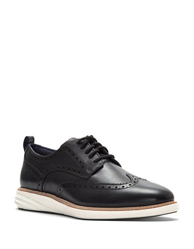 Cole Haan Grand Evolution Shortwing Oxfords-BLACK-12