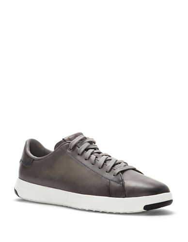 Cole Haan GrandPro Tennis Sneakers-GREY-9.5