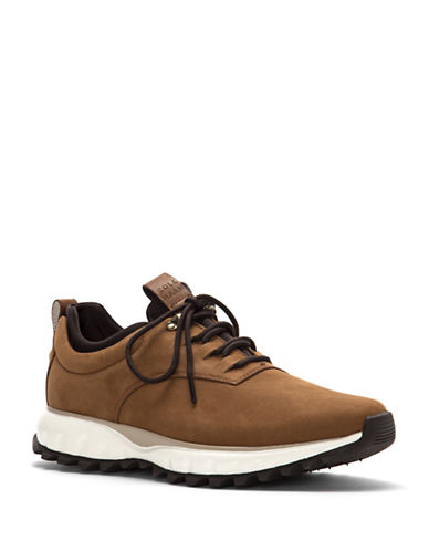 Cole Haan Grand Explore Waterproof Oxfords-BROWN-10.5