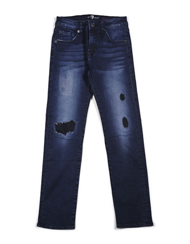 7 For All Mankind Phoenix Drifter Jeans-BLUE-8