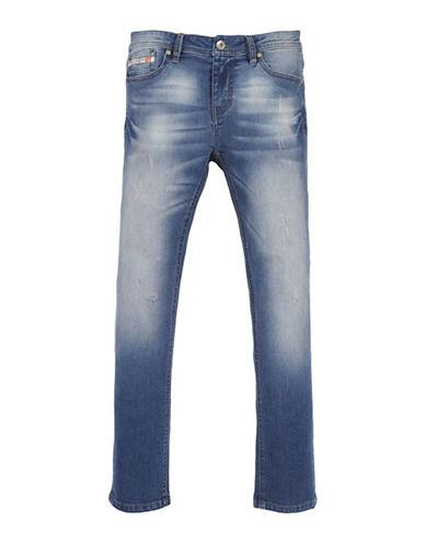 Diesel Jean à cinq poches 89643725