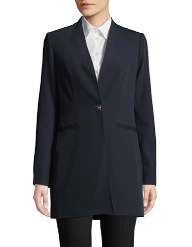 Tommy Hilfiger Long-Sleeve Topper Jacket-MIDNIGHT BLUE-14
