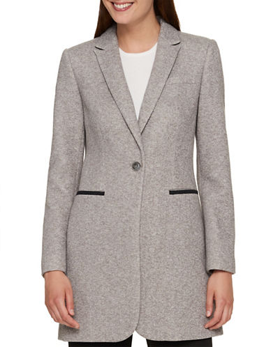 Tommy Hilfiger Casual Blazer-GREY-2