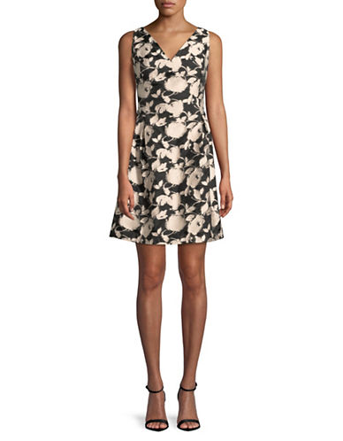 Tommy Hilfiger Floral Sleeveless Dress-NO COLOR-14