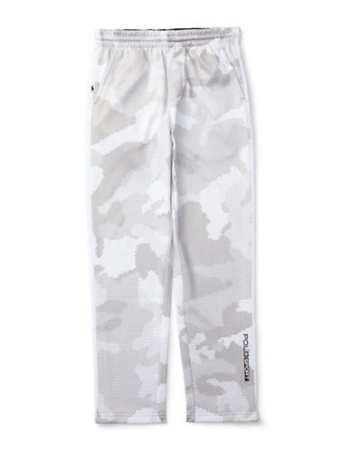 Polo Sport Tech Poly Fleece Pants-WHITE-Large 88792925_WHITE_Large