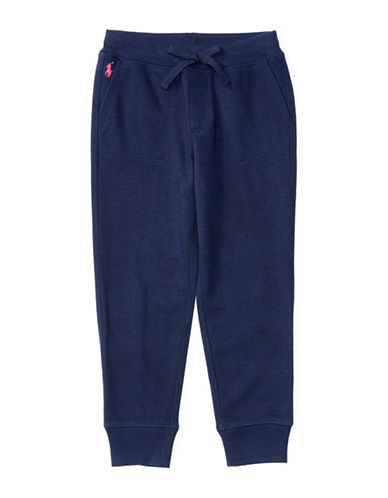 Ralph Lauren Childrenswear Terry Knit Sweatpants-BLUE-4 88657452_BLUE_4